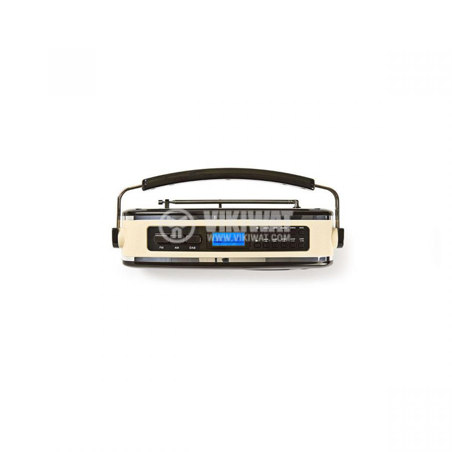 Retro radio RDDB5000BK FM/AM/DAB/DAB+ 1.8 88~108.5MHz - 6