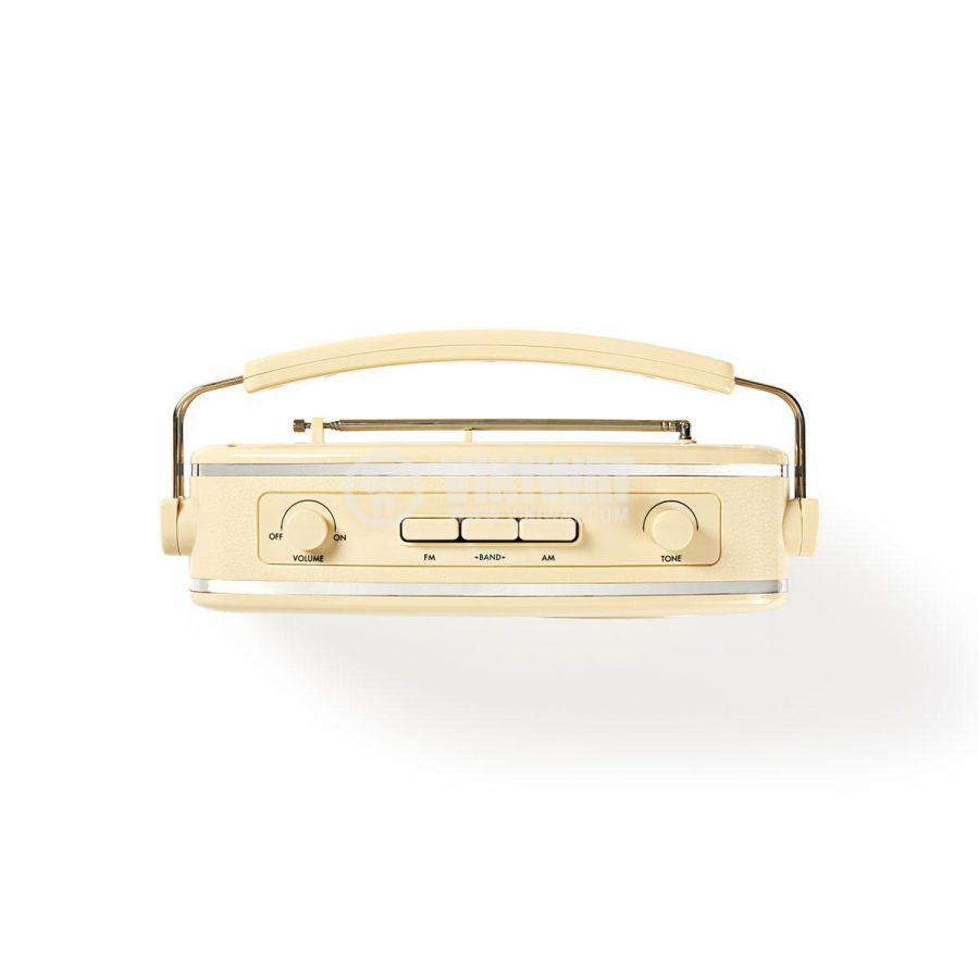 Ретро радио RDFM5000BG FM/AM 1.8 88~108.5MHz - 5