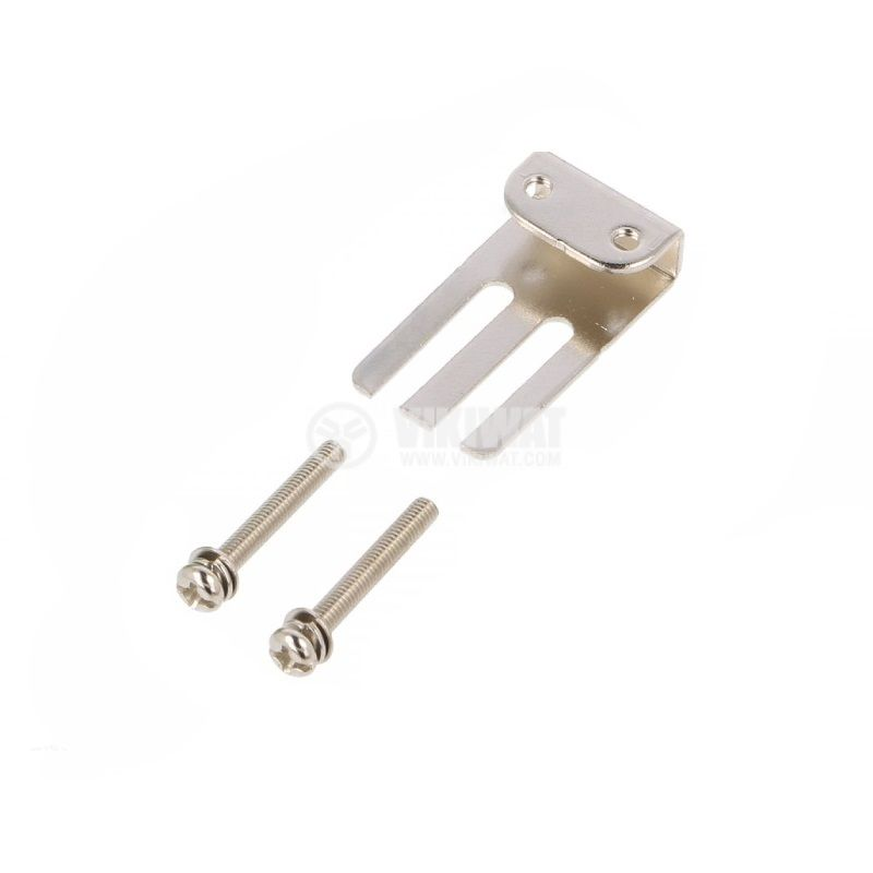 Индуктивен датчик PSN17-5DP, 10~30VDC, PNP, NO, 5mm, 18x18x35.6mm, екраниран - 2