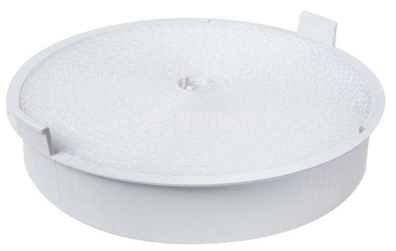 Филтър за пречиствател за въздух BU1933, E2f, ф223mm  - 3
