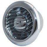 Вентилатор за баня, с клапа, ф100mm, 230VAC, 18W, 110m3/h, MM-B LUX 100/110