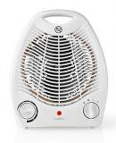 Вентилаторна печка, 2000W, 230VAC, бяла, NEDIS HTFA13CWT