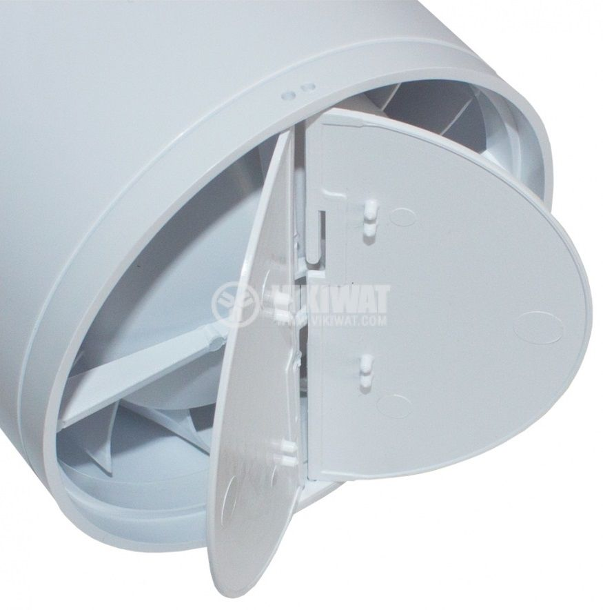 Клапа за вентилатор ф120mm MMotors JSC 5069