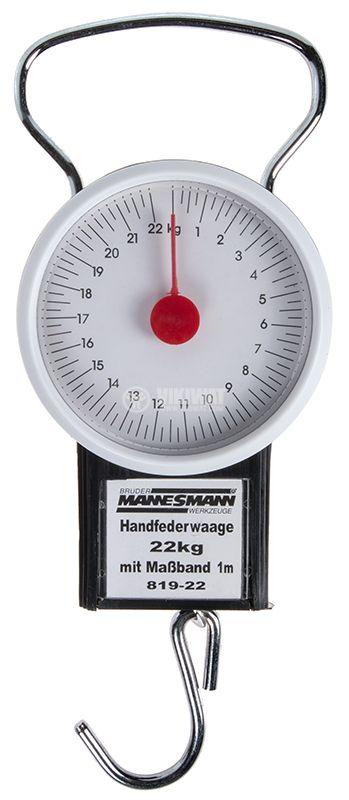 Ръчен кантар Mannesmann M 819-22 - 1