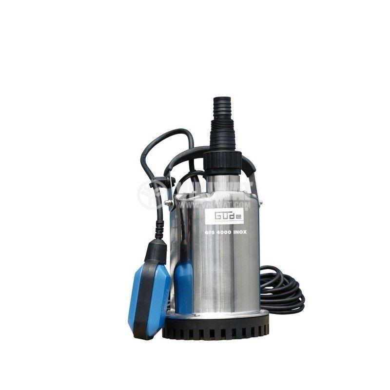 Потопяема помпа GFS4000 - 1