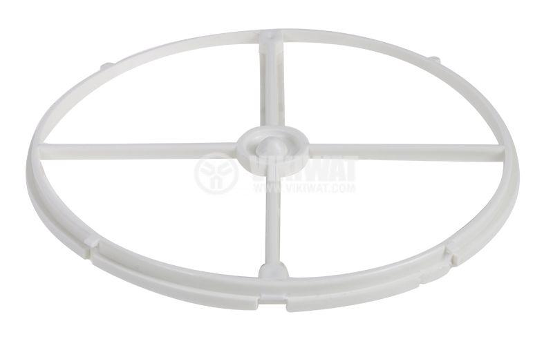 Клапа за вентилатор ф120mm Cata Blind E-120 - 3