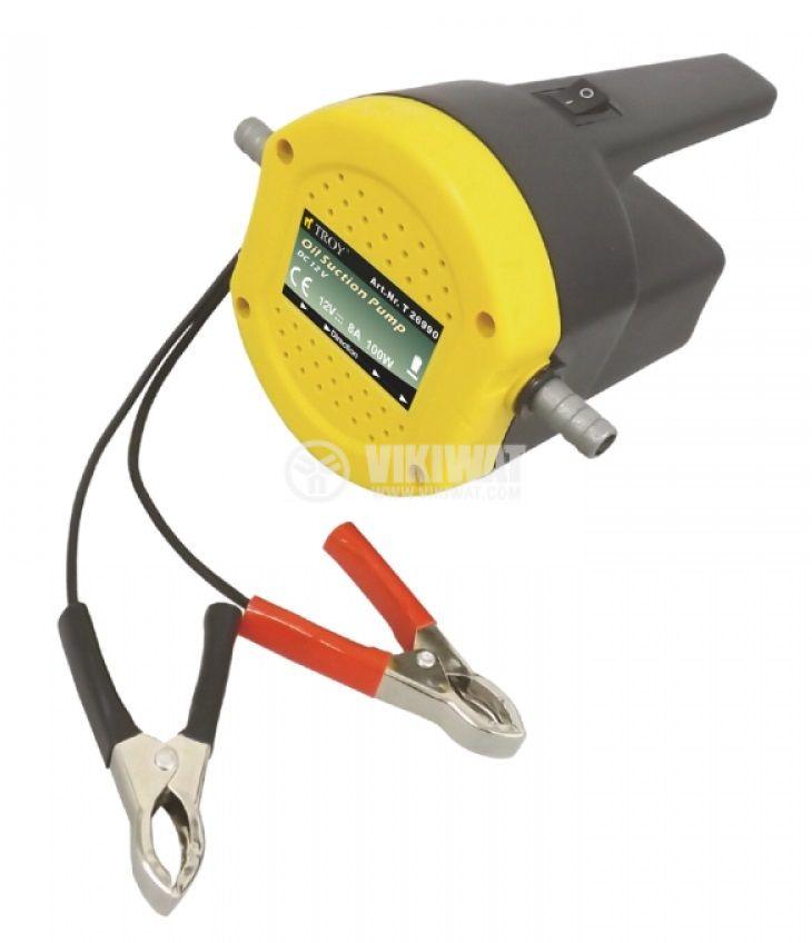 Помпа за моторно масло 12V 8A 2 lit/min - 2
