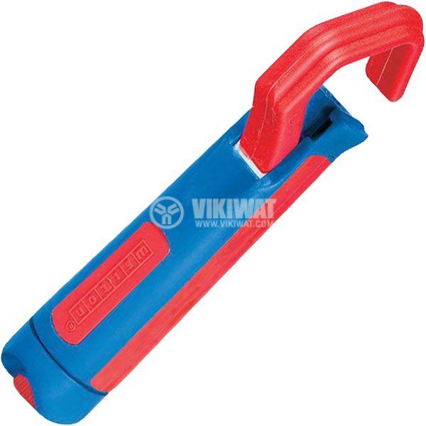 Инструмент за оголване на кабели, ф28~35mm - 1