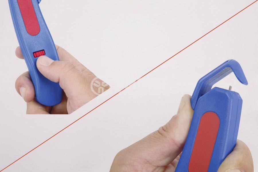 Инструмент за оголване на кабели, 0.5~6mm2  - 3