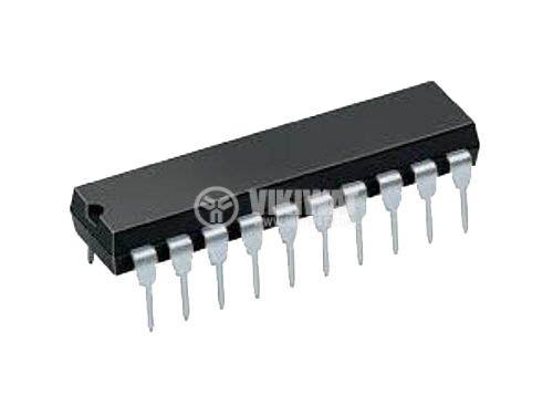 Интегрална схема MB81C4256-10P