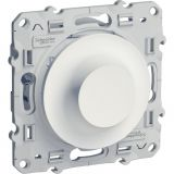 Електрически ключ димер, 3A, 230VAC, за вграждане, бял, S520511
