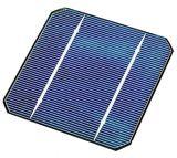 Клетка за соларен панел, SPSM125S-165, 2.83W, клас A