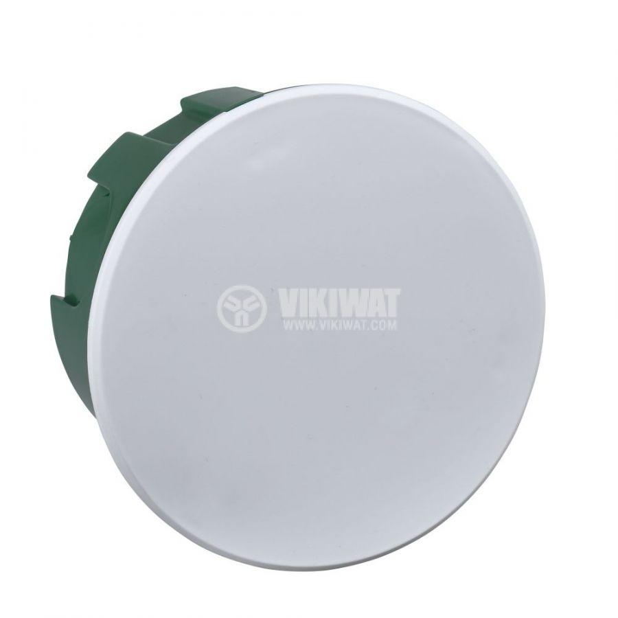 Кутия разклонителна, ф70x40mm, за вграждане, полипропилен, зелен, IMT35120