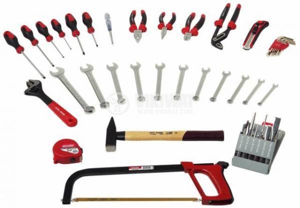 Tool Case 43 pcs - 3