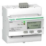 Electrometer three phase, A9MEM3255, electronic, 3P+N, 5A, Modbus