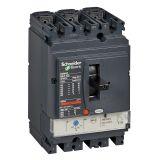 Automatic circuit breaker LV429550, 3P3D, 100А, 690VAC