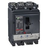 Automatic circuit breaker LV431630, 3P3D, 250А, 690VAC