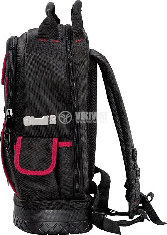 Раница за инструменти BASIC Back Pack, с 50 джоба и отделение за лаптоп до 14 inch - 3