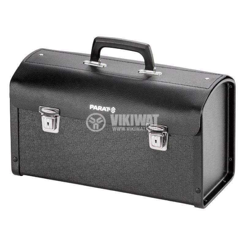 Чанта за инструменти NEW CLASSIC Individual M, без вътрепни отделения, черна - 1