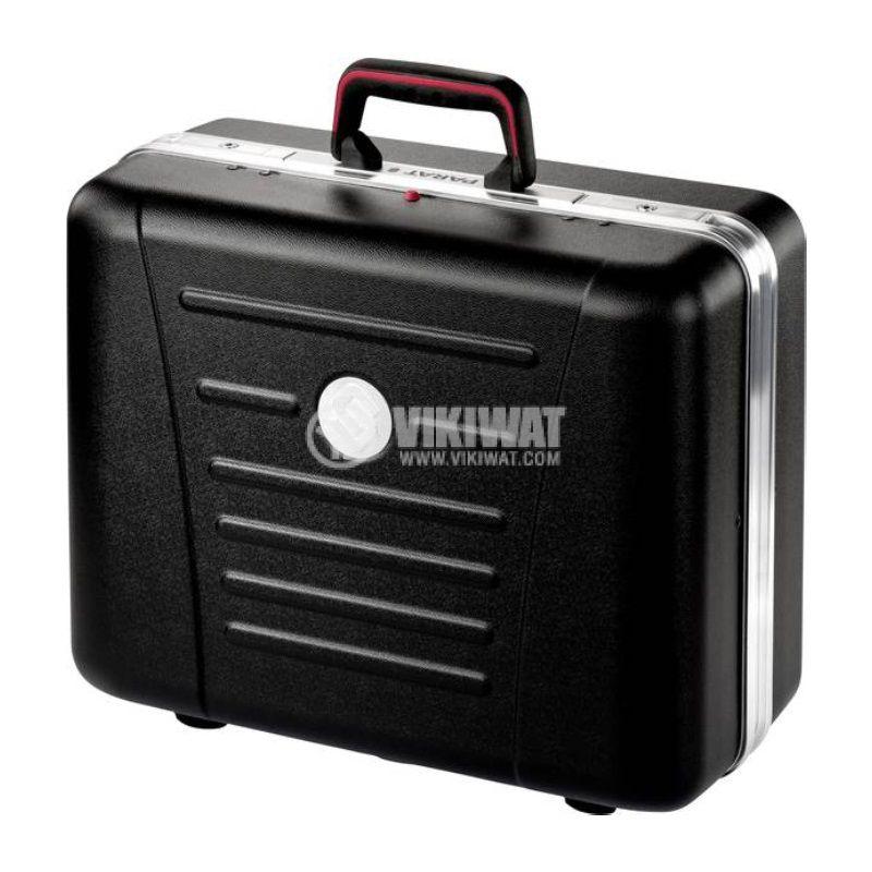 Куфар за инструменти CLASSIC Deep Space, CP-7 за 45 инструмента, 490x470x230mm, ABS - 1