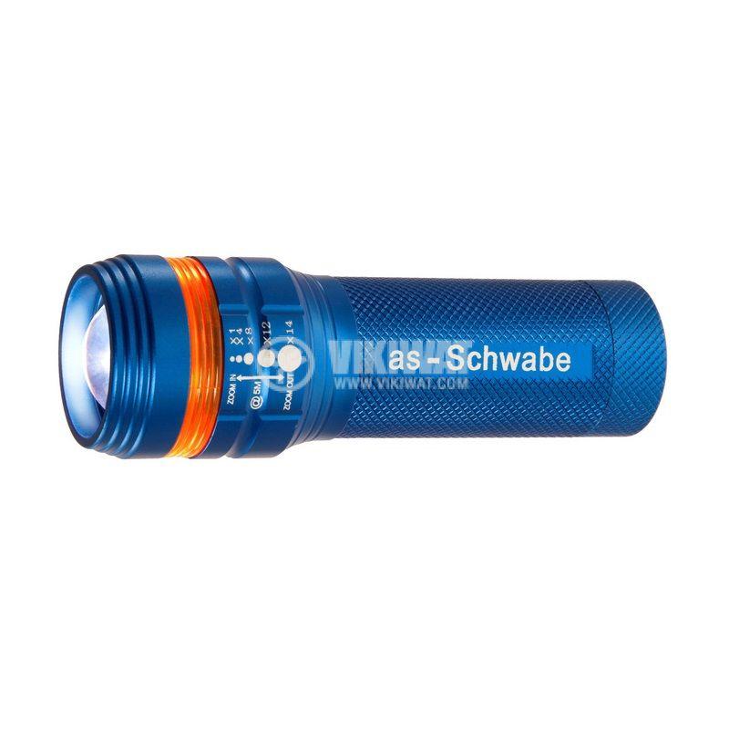 Джобен LED фенер 1W 110lm Schwabe 42804 - 1
