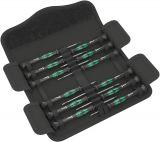 Set screwdrivers WERA Kraftform Micro 12 Universal 1 Screwdriver