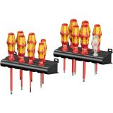 Set screwdrivers WERA Kraftform Big Pack 100 VDE