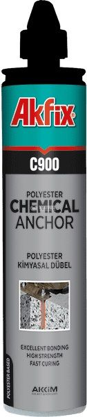 Лепило химически анкер Akfix C900 300ml