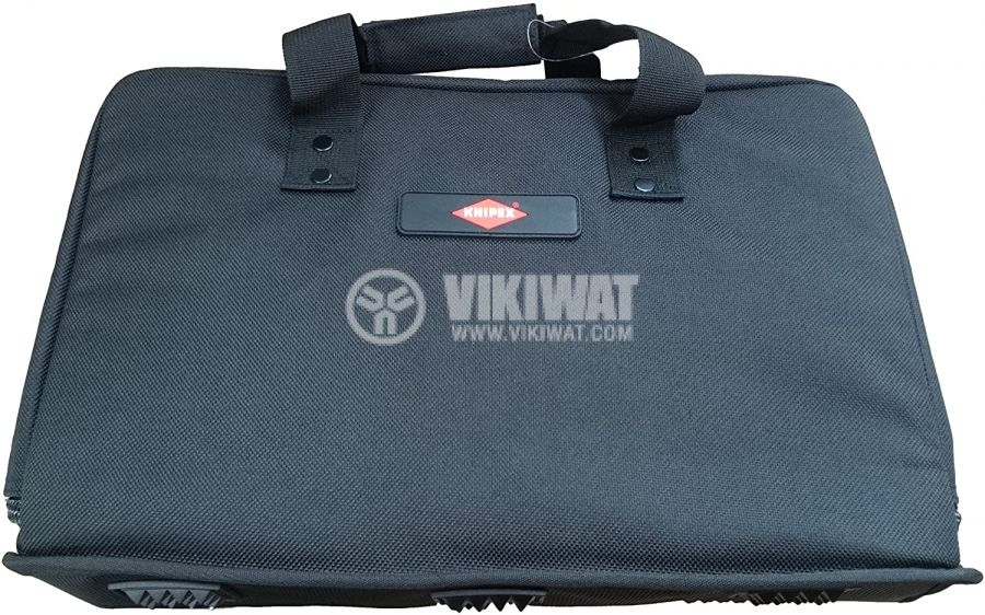 Tool bag and laptop KNIPEX 00 21 10 LE 440x340x200mm textile - 5