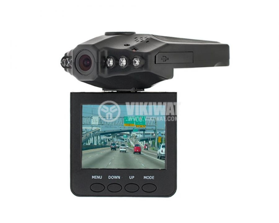 HD portable camcorder with 2.5'' TFT LCD Display - 1