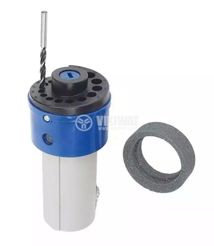Уред за заточване на спирални свредла 3.5~10mm MANNESMANN M 538