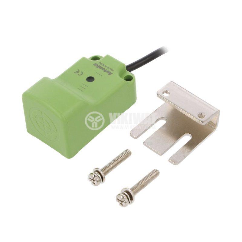 Индуктивен датчик PSN30-15AO, 100~240VAC, NO, 15mm, 30x30x53mm, екраниран - 2