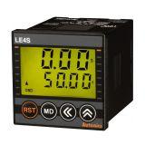 Реле за време, многофункционално, LE4S, 24~240VAC/VDC, NO+NC, 250VAC/5A, 0.001s~9999h, изход релеен
