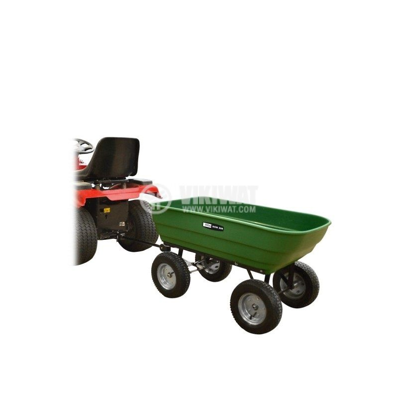 градинска количка - 3