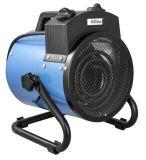 Вентилаторна печка 1500/3000W 230V черна/синя GUDE GEH 3000