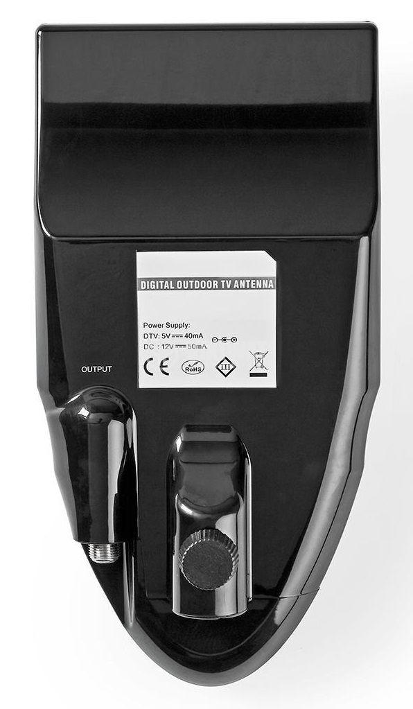 Външна антена ANOR5002BK700 VHF/UHF FM радио 40dB LTE филтър - 5