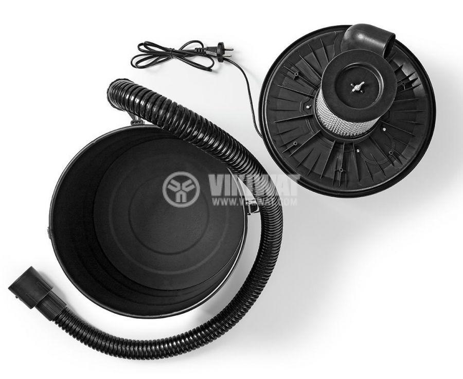Прахосмучка за пепел VCAC118BK 800W резервоар 18л. - 9