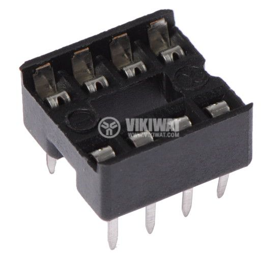 Socket for IC 8-pin, DIP - 1