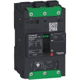 Automatic circuit breaker LV426107, 3P3D, 100А, 690VAC, Everlink