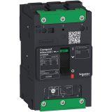 Автоматичен прекъсвач LV426309, 3P3D, 160А, 690VAC, Everlink