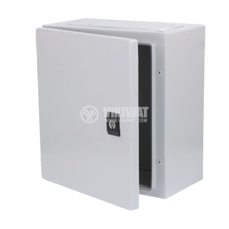 Distribution box steel, NSYCRN252150, 250x200x150mm, IP66