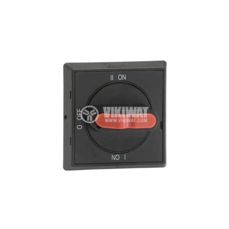 Ротационна ръкохватка OHBS2AJE011, за разединителен превключвател OT…F C
