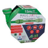 Градински маркуч Magic-Soft-5/8, 15m, 18mm, 3~4bar, разтегателен
