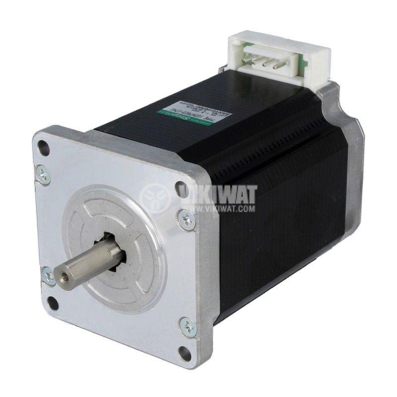 Електродвигател 103H7823-1741, променливотоков, 100VAC, стъпков, 1.8°