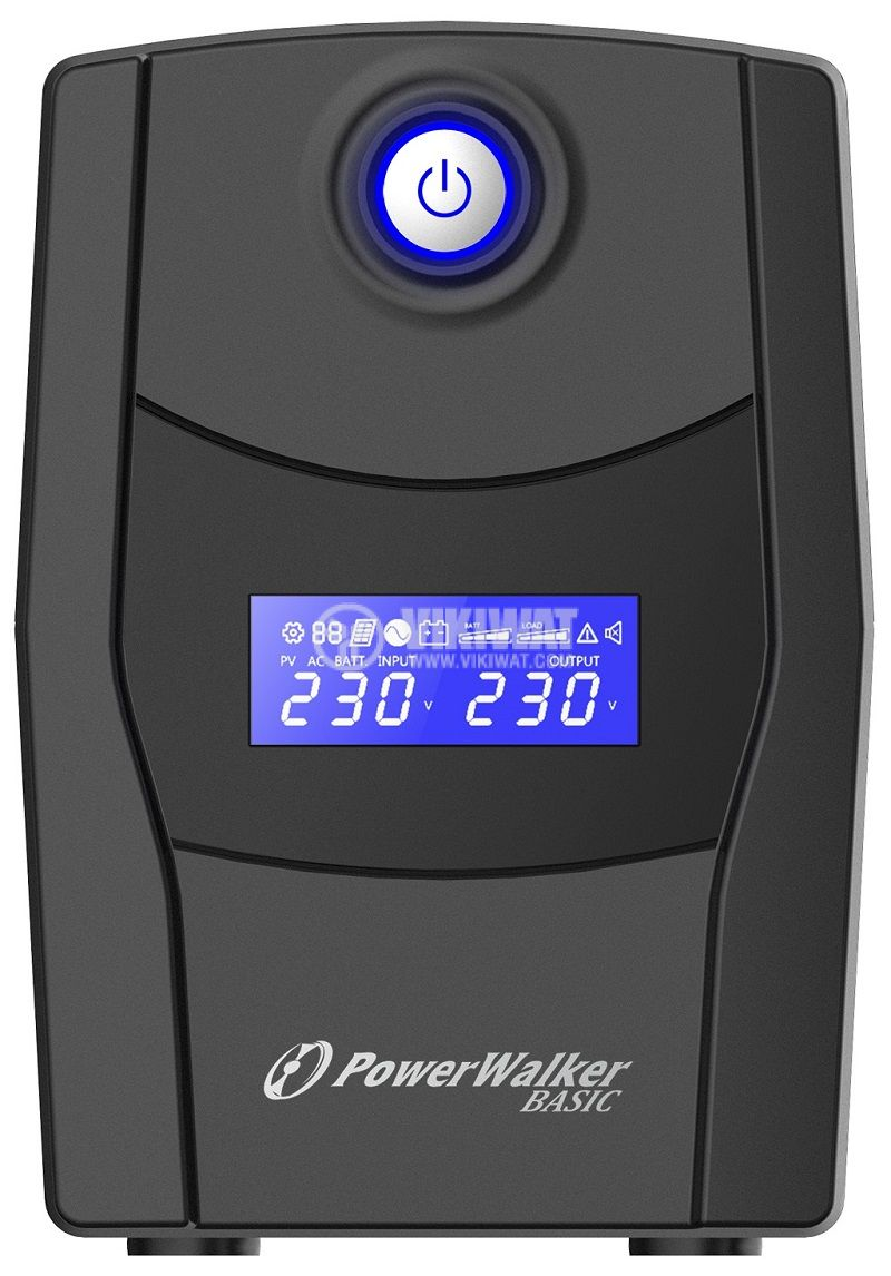 ЮПС Power Walker Basic VI 1000 STL - 2