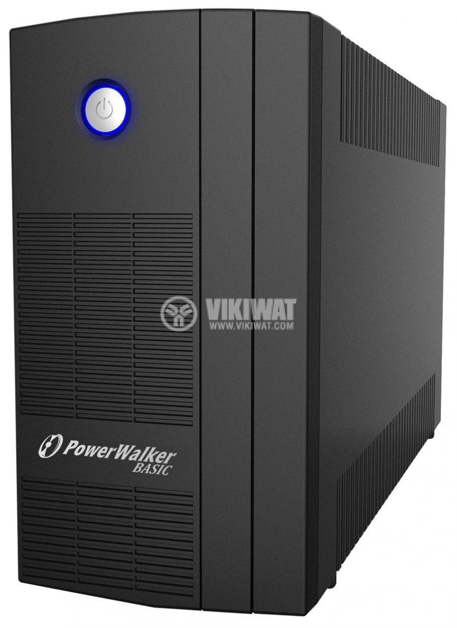 Аварийно захранване Power Walker Basic VI 1000 SB - 1