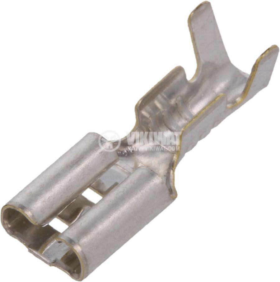 Контактен накрайник 4.8x0.8mm 1.5-2.5mm2