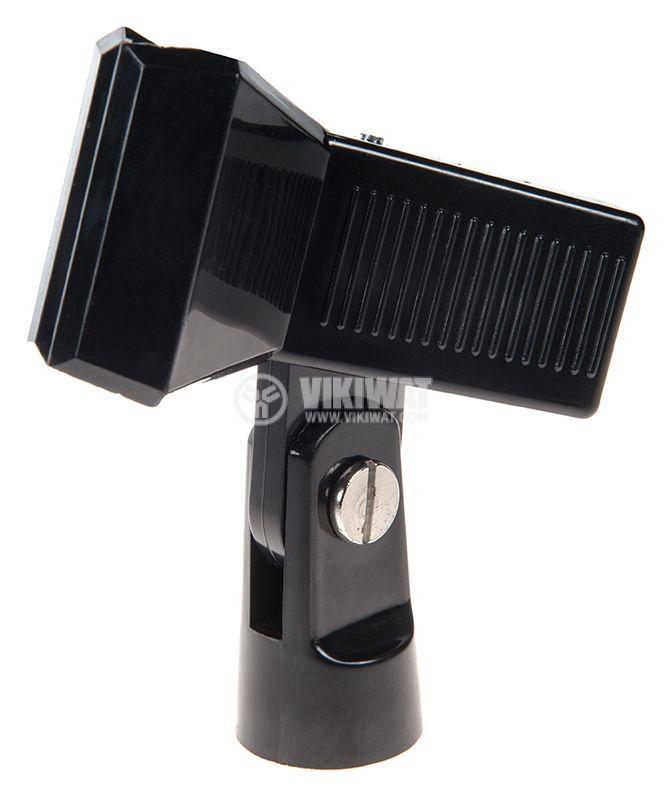 Държач за микрофон LK1, щипка  - 3