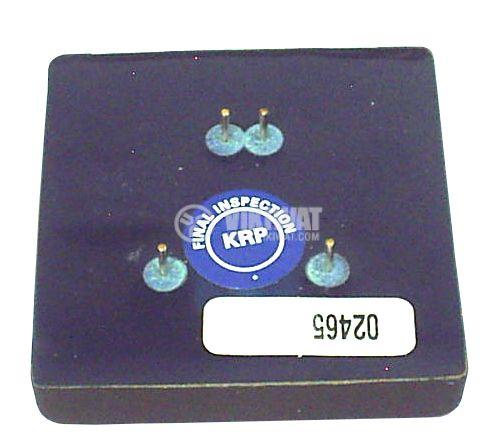 Конвертор DC/DC, LPD10-48S12-C, вход 20-72VDC-изход 12VDC, 800mA - 2