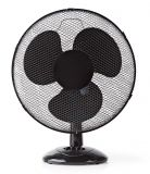 Черен настолен вентилатор 40cm NEDIS